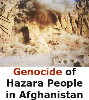 An open letter from the Hazara people around the world to international human rights organizations, international authorities and well-known personalities