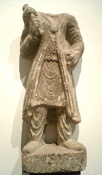 Kushan costume