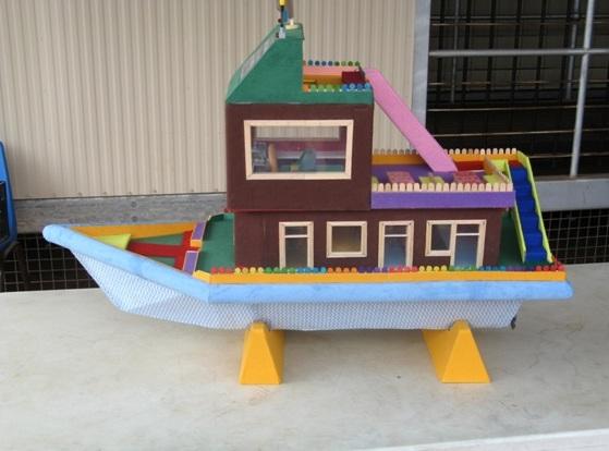 My Dream Boat by Javad Javadi